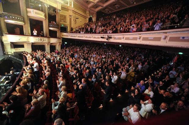 Birmingham Hippodrome Auditorium