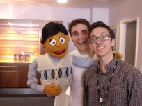 Me and Princeton from Avenue Q!