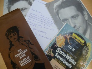 A selection of recent donations and letters...