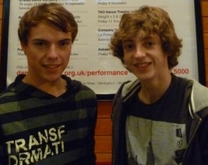 Marcus & Alex