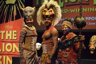 The Lion King launches in Birmingham