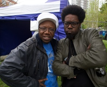 Jonzi D and Soweto Kinch