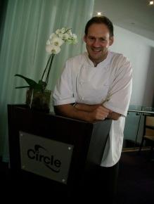 Head Chef, Chris Bratt- Rose