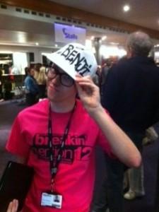 Ben at Breakin' Convention 2012