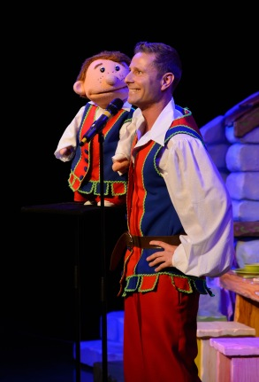 Snow White and the Seven Dwarfs, Birmingham Hippodrome. 23rd Sep