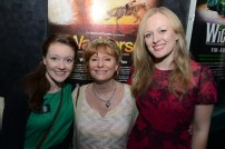 Rebecca Killick (Baby Joey and Annie Gilbert ), Karen Henthorn (Rose Marracott) and Suzanne Nixon (Joey and Topthorn hind)
