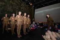 WW1 / War Horse Sleep Over. Birmingham Hippodrome. 25th October