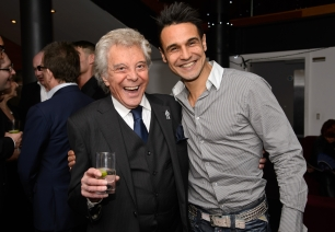 Lionel Blair and Chico