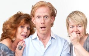 Rula Lenska, Christopher Green, Sarah Waters