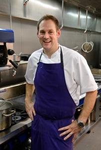 Head Chef, Chris Bratt-Rose