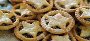 Filling for mince pies