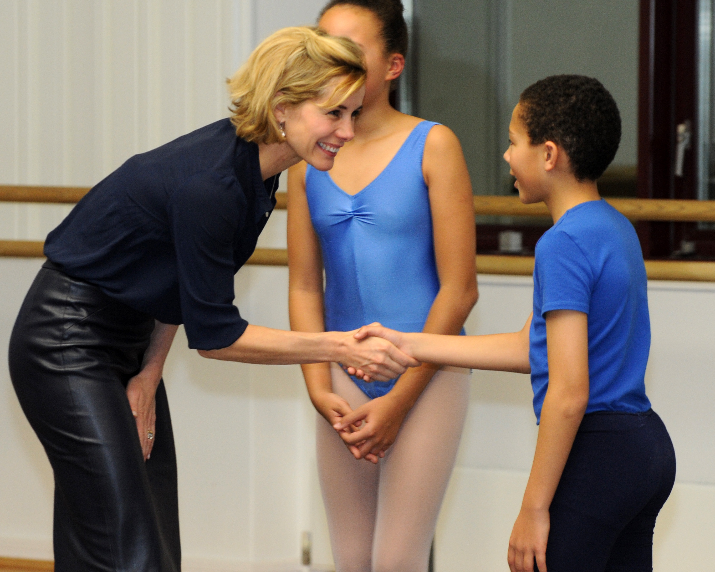 Darcey Bussell With Dance