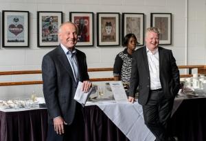 John Crabtree and Stuart Griffiths